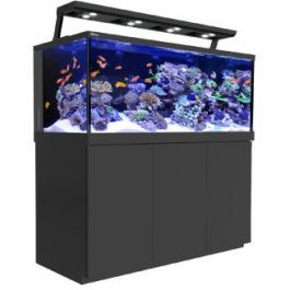 Black 175 Gallon Max S Series S 650 Complete Reef System