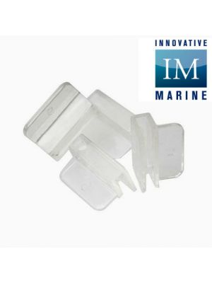 Aquarium Lid/Mesh Screen Clips - 15mm (0.590