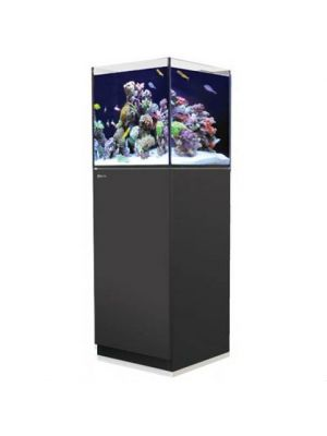 Black 28 Gallon Reefer Nano All In One Aquarium - Red Sea