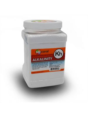 ME Alkalinity (KH) Powder - (4 lbs) Makes 4 Gallons - Bulk Sodium Carbonate - MECoral