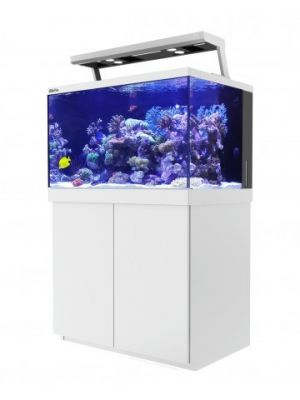 Complete  Reef System MAX S-Series S-400 Complete  WHITE or Black 110 Gallon Red Sea