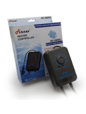 800 Watt Titanium Heater w/Analog Controller (140-265 Gallon) - Finnex