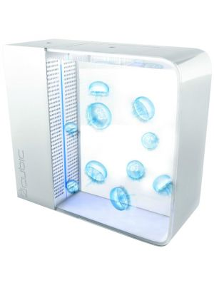 Cubic Pulse 80 WHITE Generation 2 Jelly Fish Aquarium - Cubic Aquarium Systems