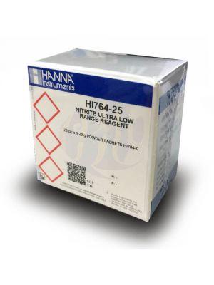 HI764-25 Nitrite Ultra Low Range Reagent (25 Tests) - Hanna Instruments