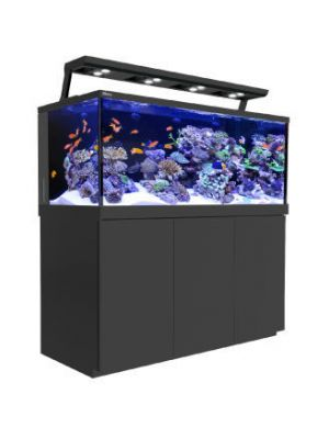 Black 175 Gallon MAX S-Series S-650 Red Sea  Complete Reef System