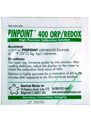 Pinpoint ORP (Redox) Calibration Fluid - American Marine