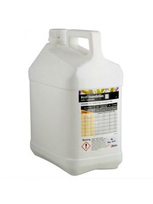Reef Foundation B (Alk) - (5 Liter / 1.32 Gal) - Red Sea