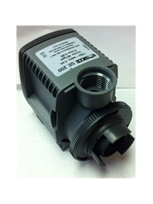 Needlewheel Skimmer Pump PSK-200 - Sicce