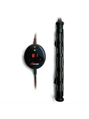 HMX 200S Titanium Heater w/Digital Touchpad & Guard (40-80 Gallon) - Finnex