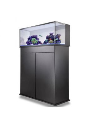 FUSION Aquarium Micro 30L - Black (Stand Only) - Innovative Marine
