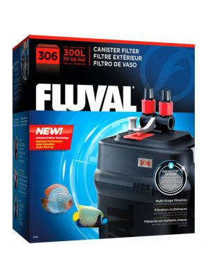 306 Canister Filter up to (70 US Gal) - Fluval