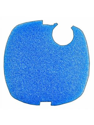 Replacement Filter Sponge for CF500-UV, 1 Piece - Coarse/Blue - AquaTop