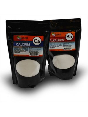 ME 2 Part Calcium (CA) & Alkalinity (KH) Powder - (Makes 1 Gallon of Each) - Pharmaceutical Grade - MECoral