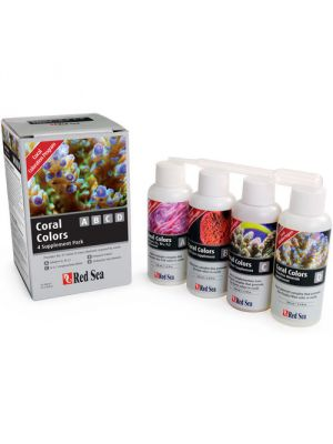 Reef Colors ABCD 4-Pack (4 @ 100ml) - Red Sea