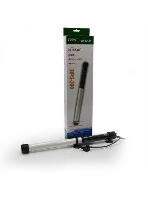 HPS 300 Watt Digital LED Glass Aquarium Heater - Finnex