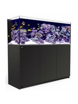 Reefer 625 XXL - 165 Gallon Black All In One Aquarium - Red Sea