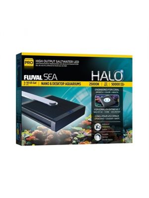 Sea Halo High Output Saltwater Nano LED Light - Fluval