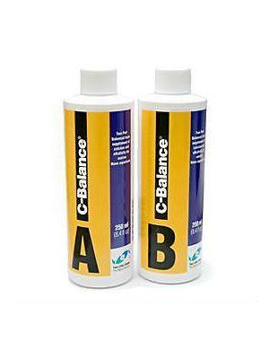 C Balance 2 Part Calcium Supplement (32 oz Set) - Two Little Fishies